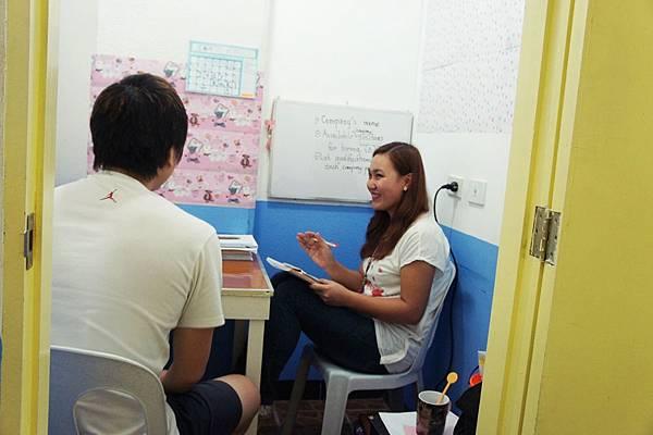 菲律賓遊學-克拉克GS語言學校-教室與授課情形-7.jpg
