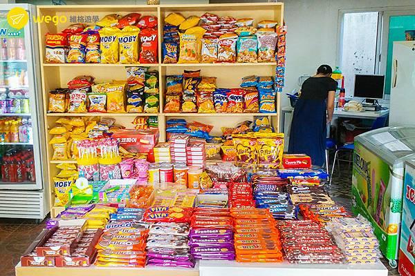 菲律賓語言學校-克拉克GS語言學校-校內商店.jpg