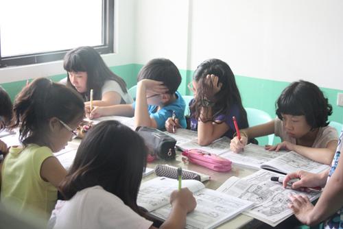菲律賓遊學-克拉克GS語言學校-教室與授課情形-10.jpg
