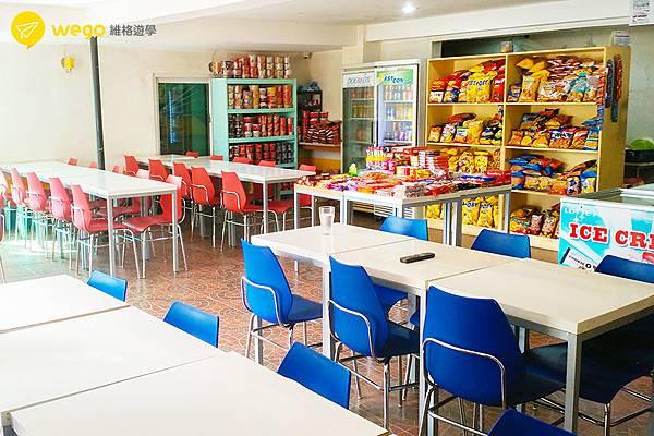 菲律賓語言學校-克拉克GS語言學校-校內商店2.jpg