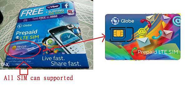 秒懂菲律賓SIM卡】 菲律賓手機網路globe儲值攻略(影片+文章教學)