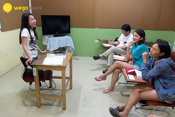 菲律賓遊學-巴克羅OKEA語言學校-1對4團體課程.jpg