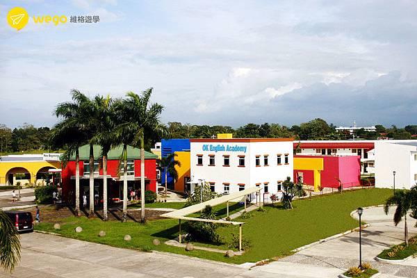 菲律賓遊學-巴克羅OKEA語言學校-校園.jpg