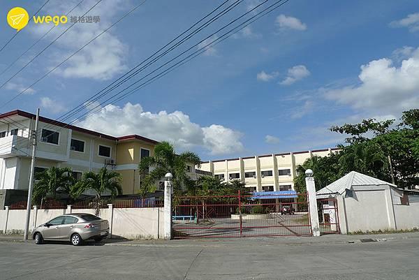菲律賓遊學-怡朗MK語言學校-入口大門.jpg