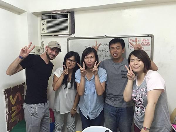 菲律賓遊學外師團體課Danny2.jpg
