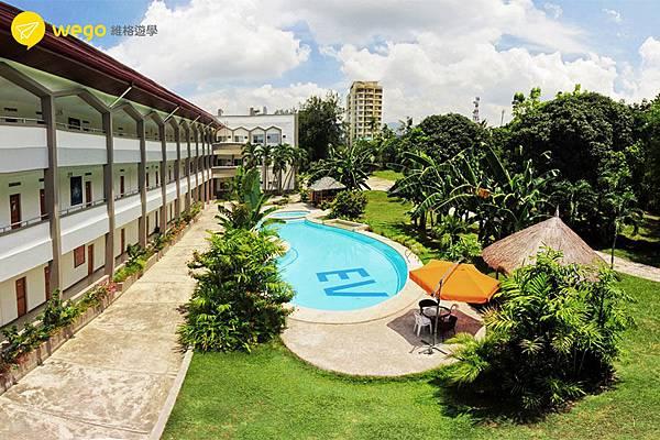 菲律賓遊學-宿霧EV語言學校-校園景觀.jpg