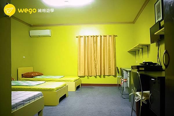 菲律賓遊學-克拉克cip語言學校-宿舍3人房.jpg