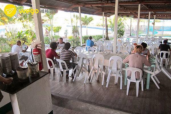 菲律賓遊學-宿霧Bayside語言學校RPC校區-餐廳.jpg