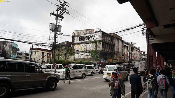 菲律賓遊學 碧瑤CNS2語言學校 校舍樓下.jpg