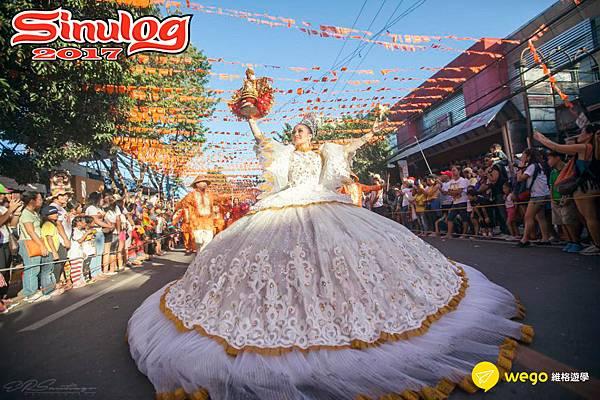#聖嬰節 #CEBU #宿霧 #sinulog #舞者 #菲律濱 #Philippines #語言學校 #推薦景點 #推薦活動 #Sinulog #Festival