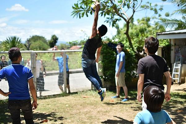 first english academic playground