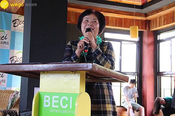 66歲媽媽菲律賓遊學去-畢業典禮演講.JPG