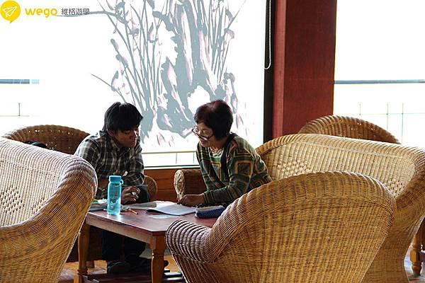 66歲媽媽菲律賓遊學去-口說一對一英文教學.JPG