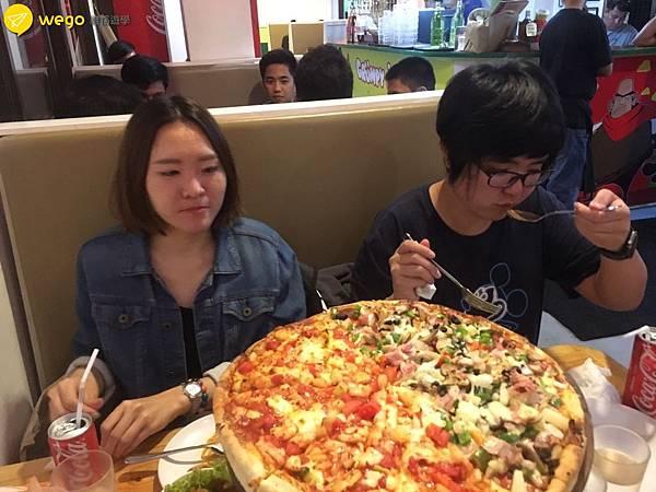 Wego維格遊學-碧瑤推薦美食 Felix 介紹碧瑤推薦美食 Grumpy Joe pizza 4.jpg