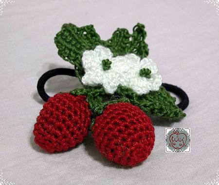 草莓飾品-5