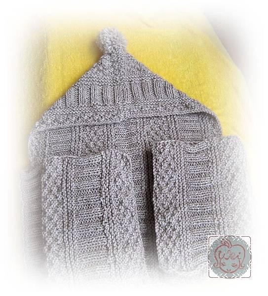 圍巾加帽子4.2012.11.