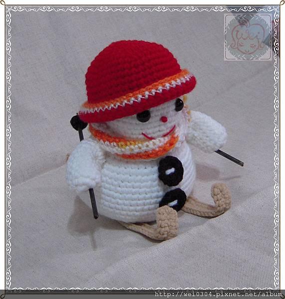 2012.12.滑雪酷雪人