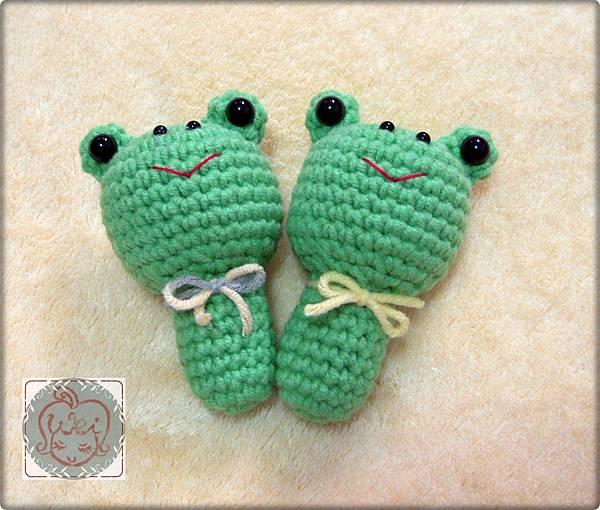 青蛙吊飾2013.6