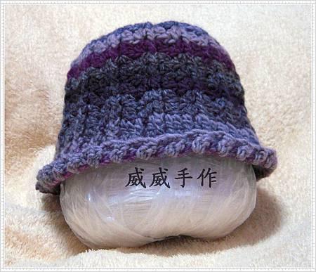 鬱金香帽子 6.2014.12..JPG