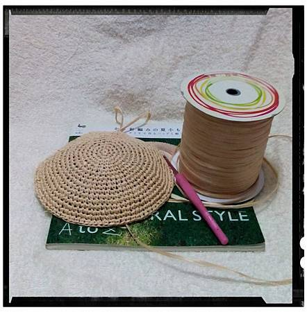 拉菲,棉草帽