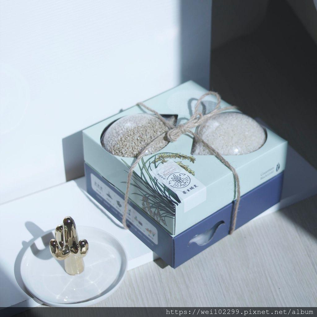 朋友搬新家該送什麼最實用|節慶佳節推薦必送伴手禮禮盒台灣「菱米晴光」禮盒組|吸濕除臭、淨化水質、優質台南菱香米3.jpg