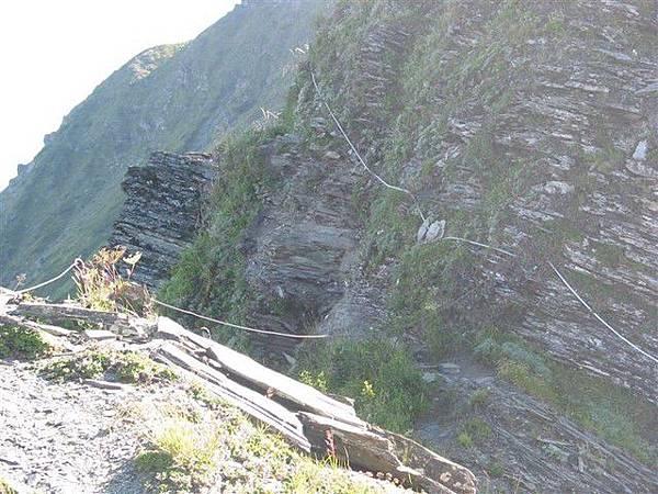 卡樓羅斷崖