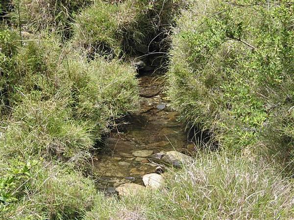 下馬谷水源