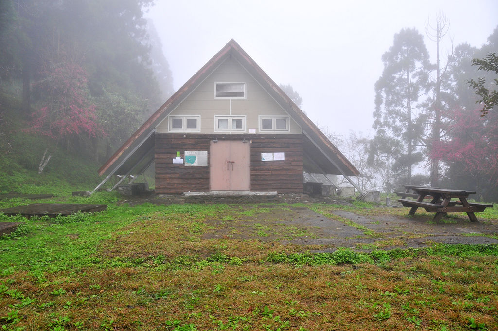 瓦拉米山屋