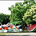 錦鯉和大西瓜 裝置藝術