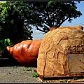 番薯和蓮花窯 裝置藝術
