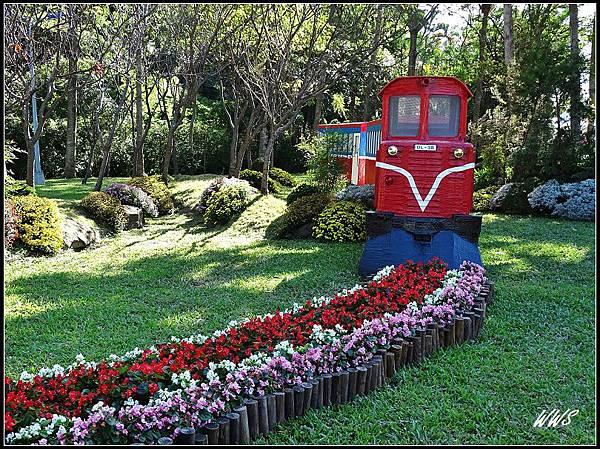 71阿里山小火車