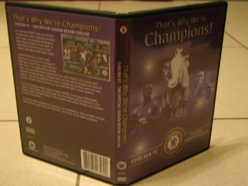 05-06年賽季 REVIEW DVD