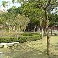 寧靜的校園