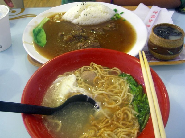 情人節午小餐at皇豆