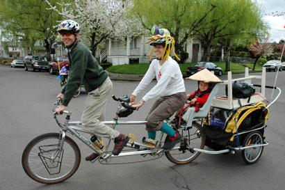 【分享】荷蘭taga親子自行車 人妻 媽咪 設計生活 痞客邦