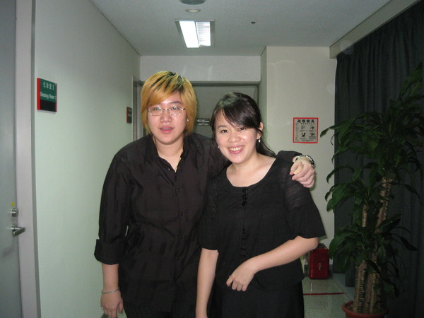 我和畢姐姐1