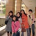 東華大學的長廊