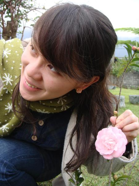 主角是我的耳環和花花
