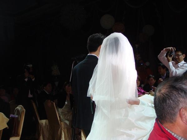 好美的婚紗