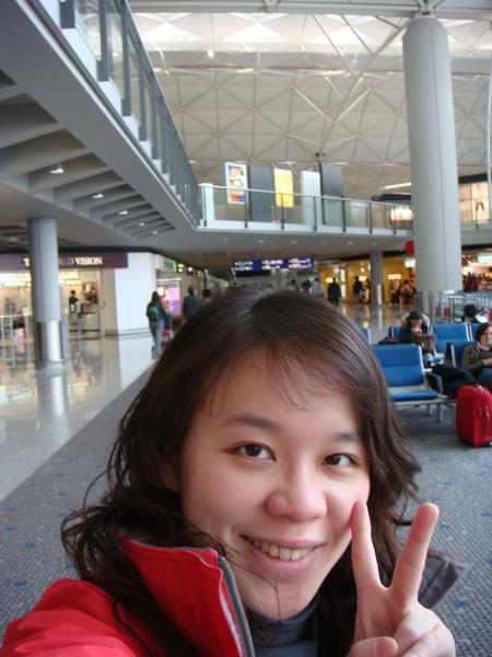 0303  香港機場