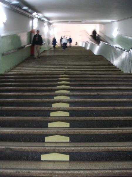 0308  真的在非常底下的地鐵