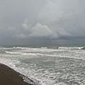 第一天--並不平靜的海面