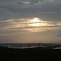 第一天--夕陽