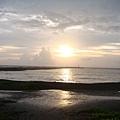 第一天--夕陽超美...忍不住一直照 ^^  