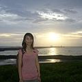 第一天--君嬋和夕陽