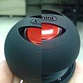 相片對照-超威又很 cute 的 X-mini II