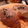 當天特價的鴨肉(好新潮的口味?!)