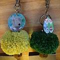 20110626 好可愛的小樹和硬是去攀關係的徽章 XD