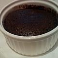 黑白義大利麵 - 我好喜歡這個甜點(又忘記叫什麼)但是大家都不喜歡...XD