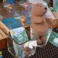20110724 立體小熊磁鐵其實是這樣用的唷!